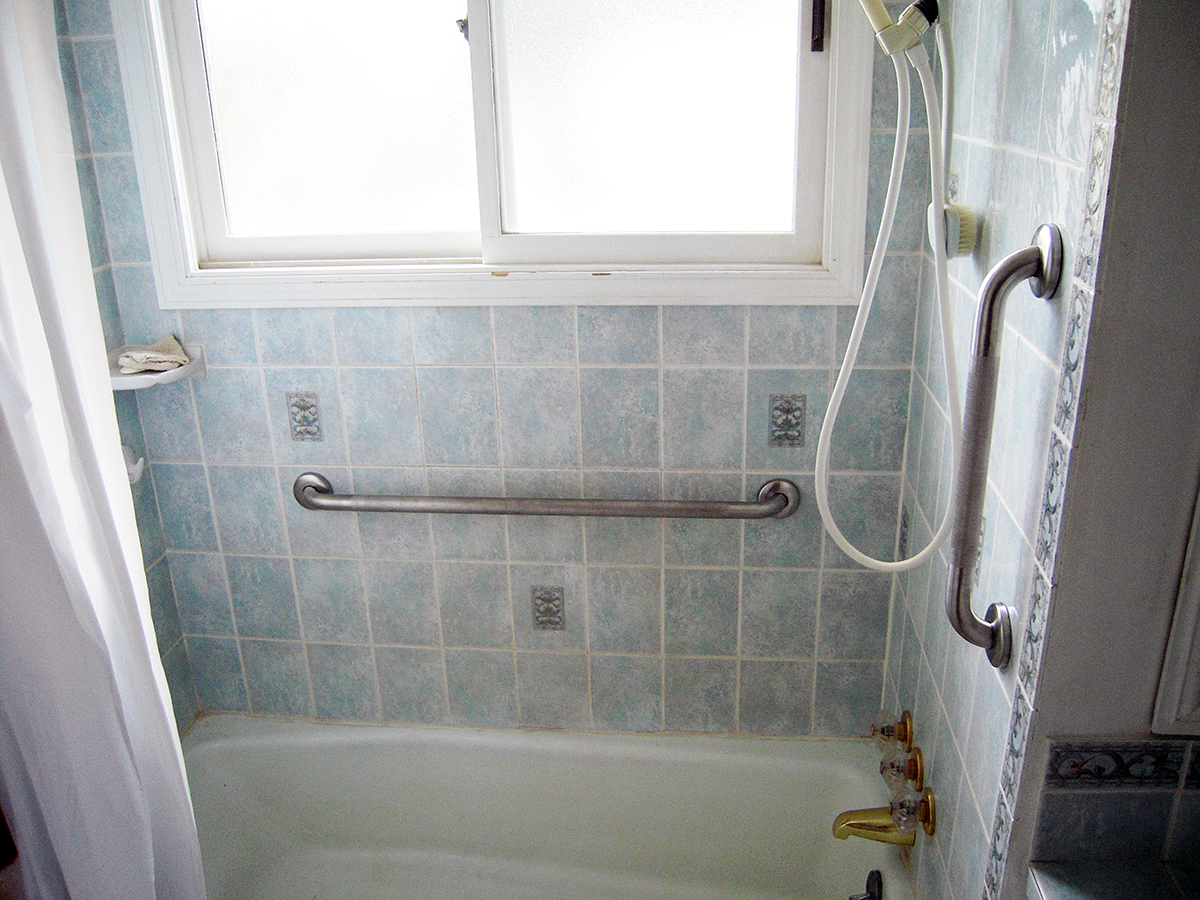 Project: Grab Bar Installation - Marysville, WA - Bath+