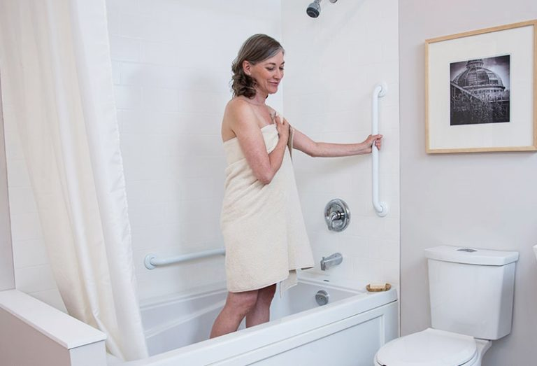 Grab Bar Installation - Bath+